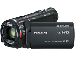 Panasonic Camcoders panasonic hc x920k