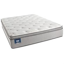 Simmons Twin Extra Long Size Mattresses Simmons Beautysleep Chickering Plush pillow top twin xl mattress