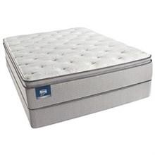 Simmons Twin Extra Long Size Mattress  Simmons Beautysleep Chickering Plush pillow top twin xl mattress set
