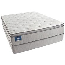 Simmons Queen Extra Long Size Mattress  simmons beautysleep chickering plush pillow top set