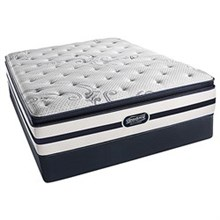 Simmons Full Size Luxury Pillow Top (Softest) Comfort Mattress  beautyrest recharge north hanover plush pillow top full size set