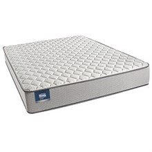 Simmons Twin Size BeautySleep Mcallister Firm simmons beautysleep cadosia firm twin size mattress
