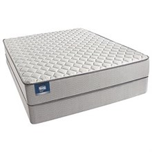 Simmons Twin Size Firm Comfort Mattress  simmons beautysleep cadosia firm twin size mattress set