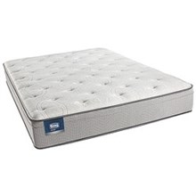 Simmons Twin Size BeautySleep Mcallister Plush simmons beautysleep cadosia plush euro top twin size mattress