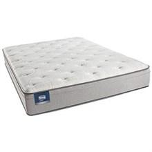 Simmons King Size Luxury Pillow Top (Softest) Comfort Mattress Only simmons beautysleep cadosia plush euro top mattress only