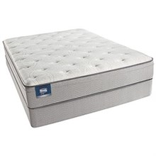 Simmons Full Size Plush (Medium) Comfort Mattress  simmons beautysleep cadosia plush euro top set