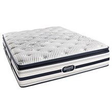 Simmons Full Size  Firm Comfort Mattress Only beautyrest recharge ultra ford luxury firm pillow top full size mattress