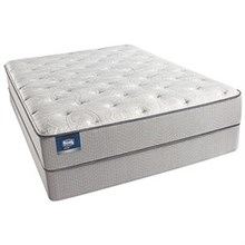 Simmons Twin Size Plush (Medium) Comfort Mattress  simmons beautysleep chickering plush set