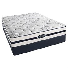 Simmons Full Extra Long Size Mattress  beautyrest recharge north hanover plush set