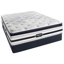 Simmons Full Extra Long Size Mattress  beautyrest recharge ultra ford luxury firm pillow top full size set