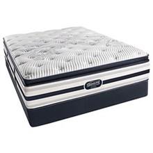 Simmons King Extra Long Size Mattress  beautyrest recharge ultra ford luxury firm pillow top king mattress set