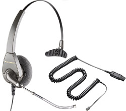 Plantronics Polaris Headsets plantronics polaris encore p91 u10p