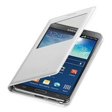 Samsung Galaxy Note 3 N9000 samsung galaxynote3 sview wirelesschanrgingcover