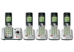 Vtech Answering Systems vtech cs6529 2 3 cs6509