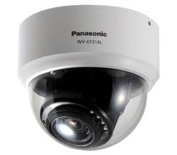 Panasonic Analog  Dome Cameras panasonic wv cf314l