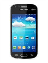 Samsung Galaxy Phones samsung galaxysduos2 black