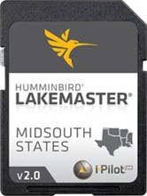LakeMaster Maps humminbird 600009 2