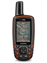 Hiking  garmin gpsmap 64s