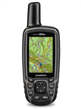 Hiking  garmin gpsmap 64st topo us 100k