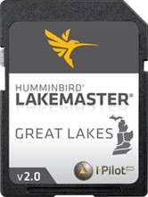 LakeMaster Maps humminbird 600015 2