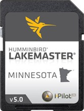 LakeMaster Maps humminbird 600021 2