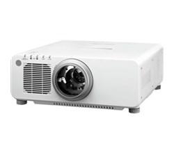 Fixed Projectors panasonic bts pt dz870ul