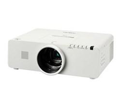 Projectors panasonic bts pt ex600ul