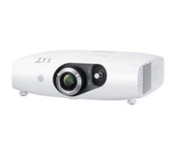 Lens Free Projectors panasonic bts pt rz470u
