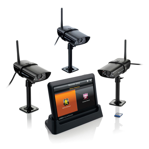 Uniden Guardian G766 Wireless Security System at Sears.com
