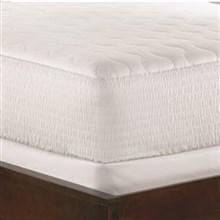 Simmons Beautyrest Queen Size Mattress Pads beautyrest premium cotton top mattress protector queen size