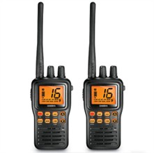 Uniden Radio Two Packs uniden mhs75
