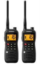 Uniden Radio Two Packs uniden mhs126