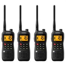 Uniden Radio Four Packs uniden mhs126