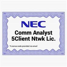Licenses nec 1101112