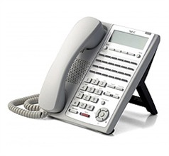 view all telephones nec 24 button ip telephone