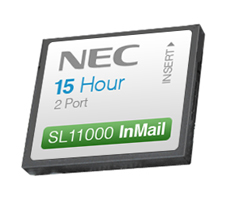 Voicemail nec 1100112