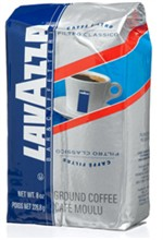 Lavazza Medium Dark Roast Coffee lavazza 2852