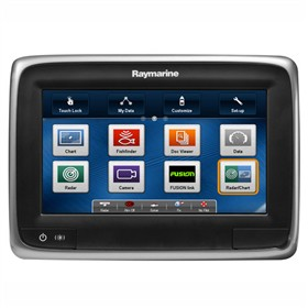 raymarine a75 with wifi