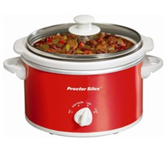 Proctor Silex Slow Cookers  proctor silex 33111