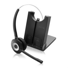 Jabra Mono Wireless Headsets for Single Connectivity jabra gnnetcom pro935sc