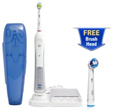 Single Toothbrushes  oral b precision 4000 eb171