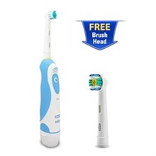 Oral B Power Toothbrushes oral b pro health precisionclean eb181