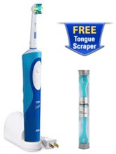 Oral B Power Toothbrushes oral b d12523 tonguescraper
