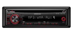 Kenwood Car Audio CD / DVD / MP3 Receivers  kenwood kdc 152