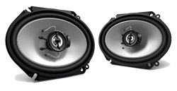 Kenwood Car Audio Speakers  kenwood kfc c6865s