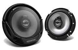 Kenwood Car Audio Speakers  kenwood kfc 1665s