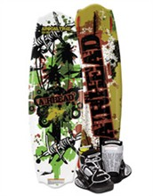 134 135 cm Wakeboards  airhead ahw4014