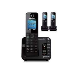Panasonic DECT 6 0 3 Handsets panasonic kx tgh263b
