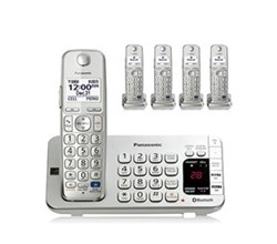 Panasonic DECT 6 Cordless Phones panasonic kx tge275s
