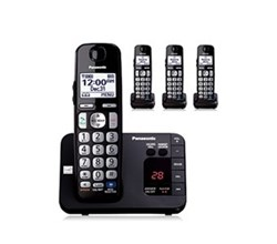 Panasonic DECT 6 Cordless Phones panasonic kx tge234b